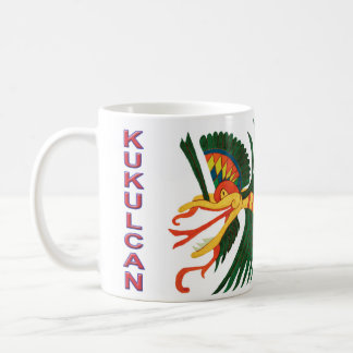 KUKULCAN- SECRETS THE VINE COFFEE MUG