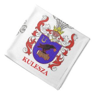 KULESZA FAMILY CREST ON BANDANA