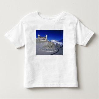 Kulm hotel and trail, Gornergrat, Zermatt, Toddler T-Shirt