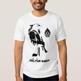 Kultur Shock T-shirts
