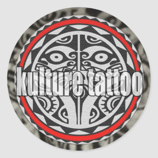 Kulture Tattoo sticker