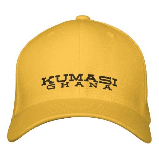 KUMASI, G H A N A Customized hat Baseball Cap
