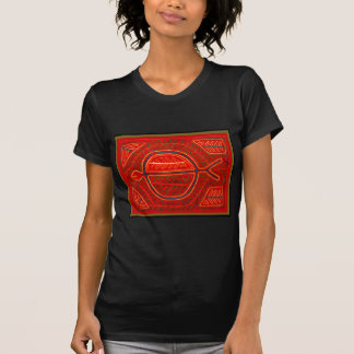 Kuna Mola Stingray T-Shirt