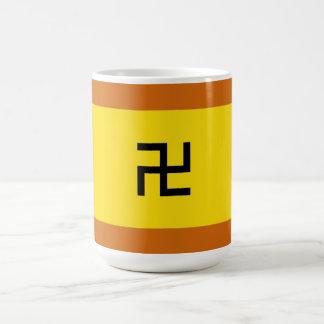 Kuna Yala ethnic flag panama Basic White Mug