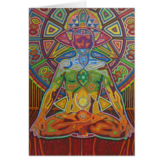 kundalini 2010 as greetingcard card