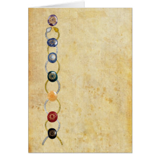Kundalini Chakras Cards