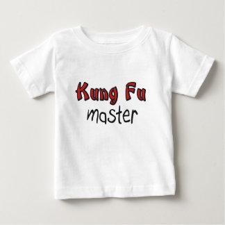 Kung Fu Baby Baby T-Shirt