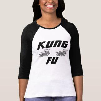 kung fu double dragon t-shirts