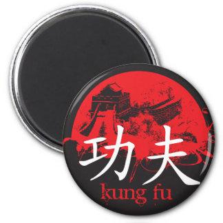 Kung Fu Magnet