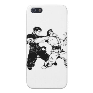 kung fu sweep cover for iPhone 5/5S