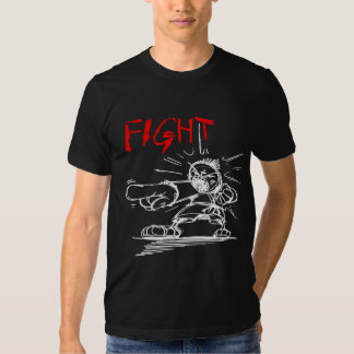 Kung Phooey Kid Fighter #1 T Shirt