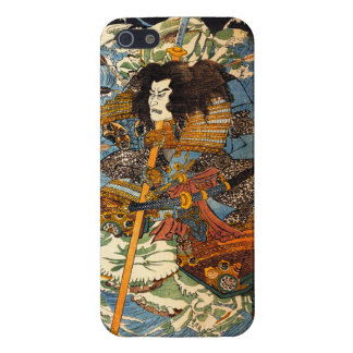 Kuniyoshi Samurai iPhone 5 Case