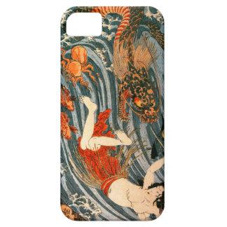 Kuniyoshi -Tamatori Barely There iPhone 5 Case
