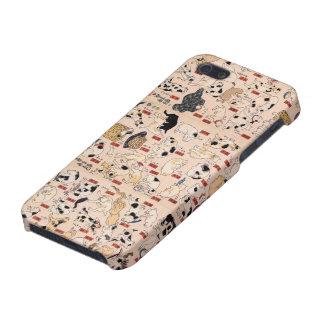 Kuniyoshi Utagawa Cat's iPhone5 case Case For iPhone 5