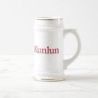 kunlun Stein - White Mugs