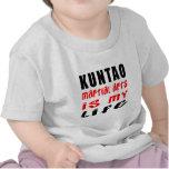 Kuntao Martial Arts Is My Life Tshirts