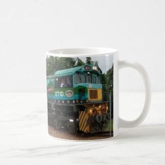 Kuranda Tourist Railway Basic White Mug