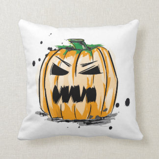 Kürbis Halloween Cushion