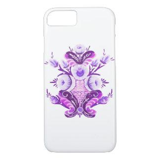 Kurbits in purple iPhone 8/7 case