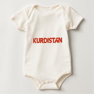 Kurdistan Baby Bodysuit