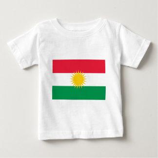 Kurdistan Flag Baby T-Shirt