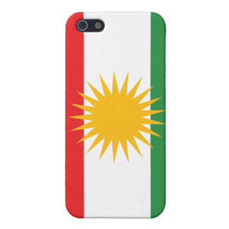 Kurdistan Flag iPhone 5/5S Cover