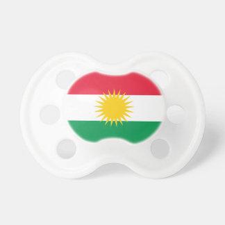 Kurdistan Flag Pacifiers