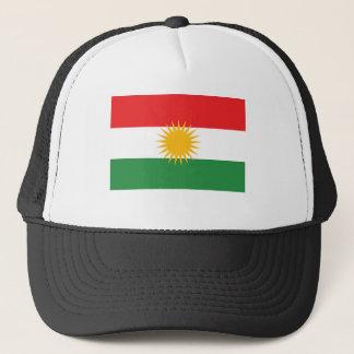 Kurdistan Flag Trucker Hat