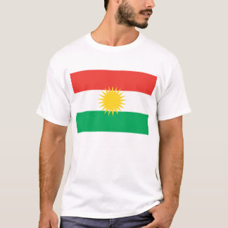 Kurdistan Flags T-shirt