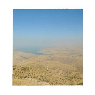 Kurdistan, Lake  Dukan Notepads