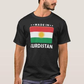 Kurdistan Made T-Shirt