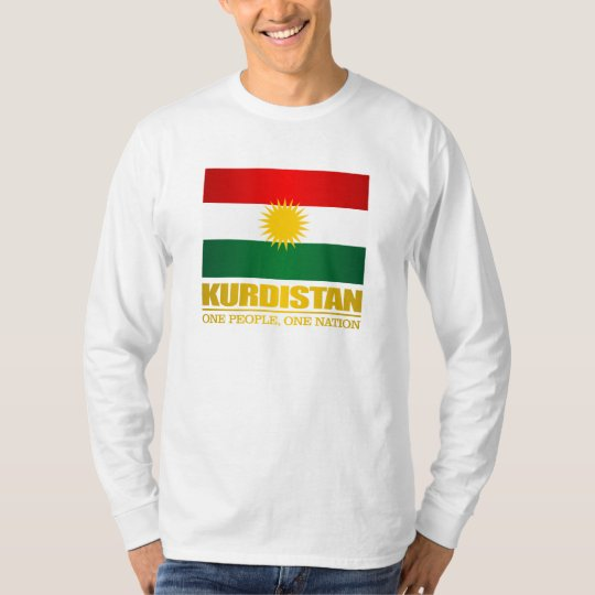 Kurdistan (One People, One Nation) T-Shirt
