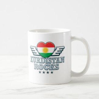 Kurdistan Rocks v2 Coffee Mug
