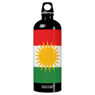 kurdistan water bottle