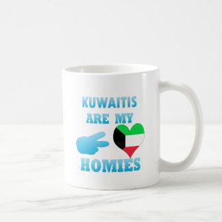 kurds are my Homies Basic White Mug