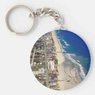 Kure Beach North Carolina Key Ring