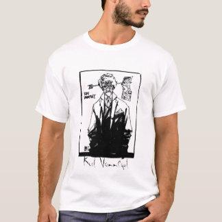 Kurt Vonnegut black and white T-Shirt