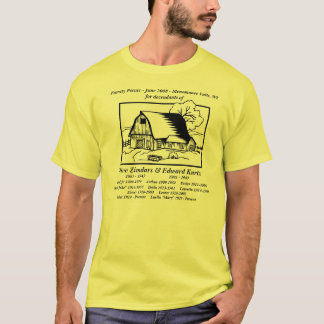 Kurtz Family Picnic T-Shirt