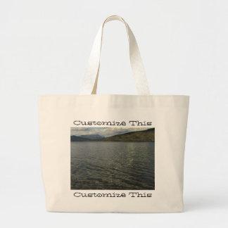 Kusawa Vista; Customizable Jumbo Tote Bag