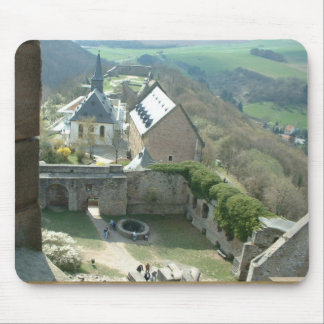 Kusel Castle Germany Mouse Pad