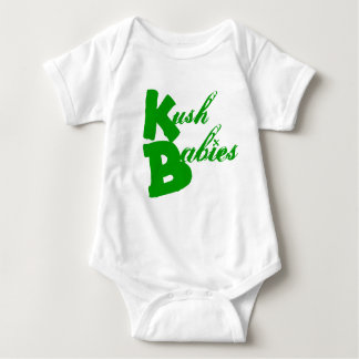 Kush Baby 1z Baby Bodysuit
