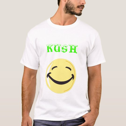 Kush, On the way T-Shirt
