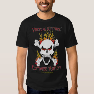 Kustomize Your Life Skull and Bones t-shirt