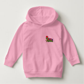 KuTee Pink Girl Hoodie