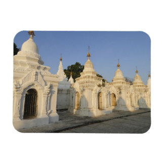 Kuthodaw Pagoda in Mandalay, known as the Rectangular Photo Magnet