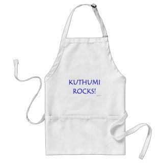Kuthumi Rocks! Standard Apron