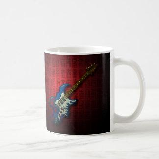 KuuMa Guitar 02 (R) Mugs
