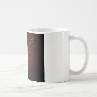 KuuMa Guitar 03 (R) Coffee Mugs