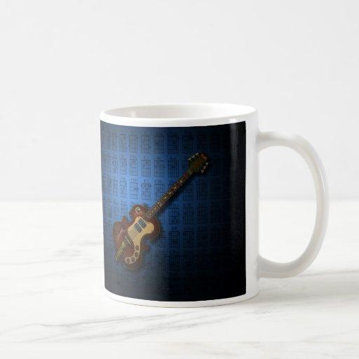 KuuMa Guitar 06 (B) Mug