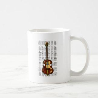 KuuMa Guitar 06 Coffee Mugs